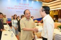Thủ tướng đối thoại với 14 doanh nghiệp tư nhân