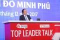 ẤN TƯỢNG TỌA ĐÀM TOP LEADER TALK 23/12/2017