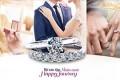 Nhẫn cưới DOJI, cùng uyên ương xây hành trình hạnh phúc