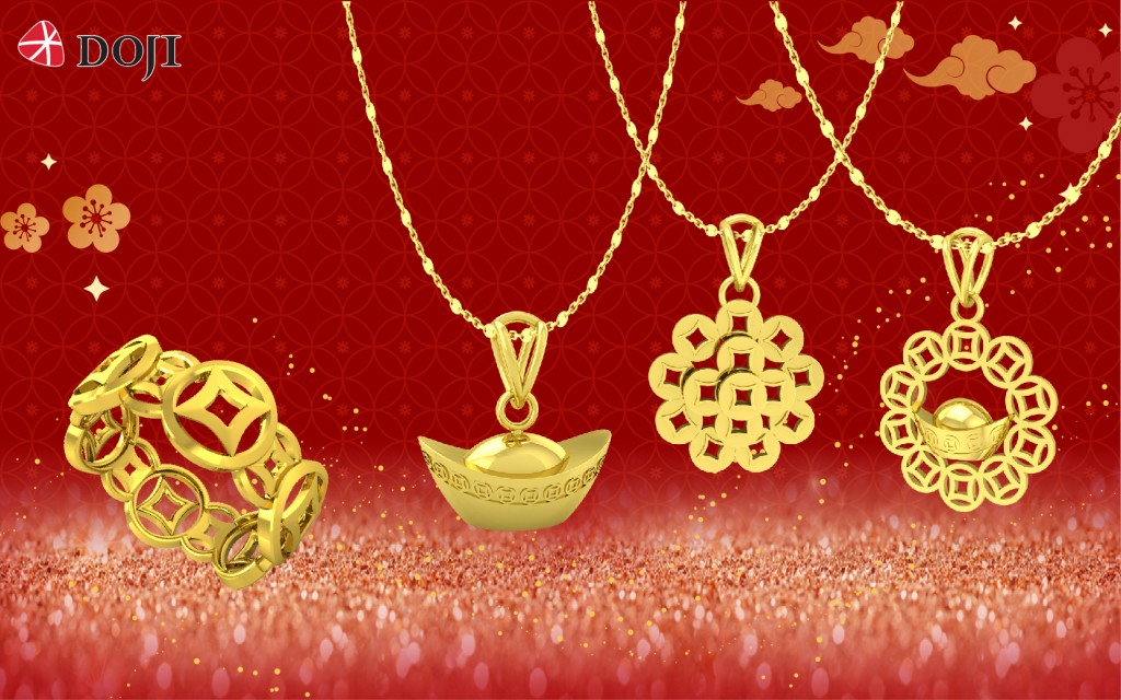 Trang sức vàng Kim Tiền