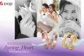 Tin nóng: Sắm nhẫn cưới Wedding Land trúng Iphone 11 và vàng 999.9
