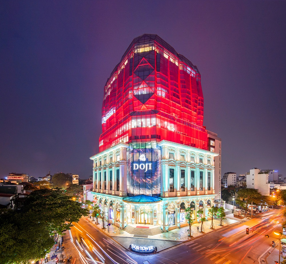 Ảnh Tòa nhà DOJI Tower