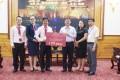 Tập đoàn DOJI ủng hộ 1 tỷ đồng, san sẻ khó khăn người dân vùng lũ Thừa Thiên – Huế