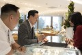 Chính thức khai trương Trung tâm Giao dịch Đá quý tại DOJI Tower