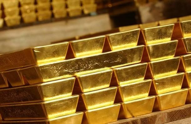 Ngày hôm qua giá vàng giao động trong biên độ hẹp