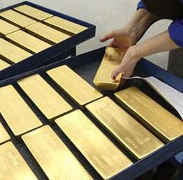 Giá vàng tiếp tục tăng trở lại