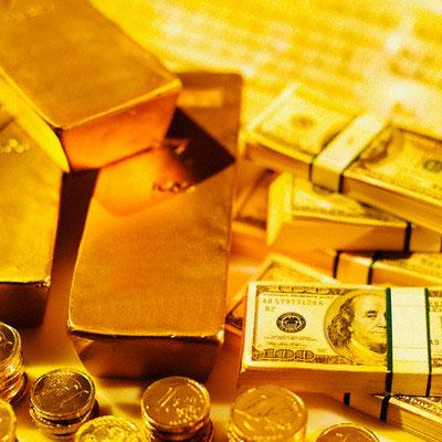 Giá vàng tăng lên 940 USD/oz